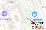 Схема проезда до компании АМС Групп в Москве
