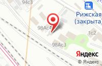 Схема проезда до компании Пивстоп в Абинске