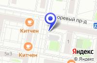 Схема проезда до компании ТФ НЕВАДА в Москве