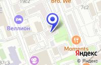 Схема проезда до компании КОМПЬЮТЕРНАЯ ФИРМА ЭЛЕКТОН в Москве