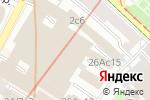Схема проезда до компании Почтовое отделение №105062 в Москве