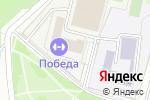 Схема проезда до компании Федерация Там Куи Кхи-конг в Москве