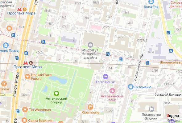 жилой комплекс Хортус Гармония