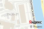 Схема проезда до компании Healthy Food в Москве