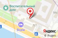 Схема проезда до компании Военный Вестник в Москве