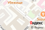 Схема проезда до компании ИНТЕРТРЕСТ в Москве
