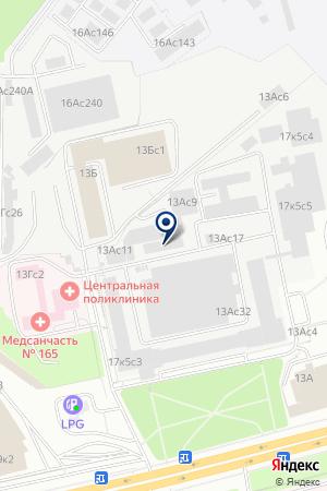 КОНДИТЕРСКИЙ МАГАЗИН ГРУППА НАЦИОНАЛЬНЫЙ ПРОДУКТ на карте Москвы