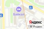 Схема проезда до компании Октагон сайт в Москве