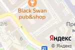Схема проезда до компании I Love Painting в Москве
