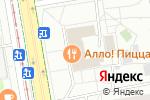 Схема проезда до компании Лига-2 в Москве