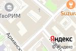 Схема проезда до компании ЭмДжиЭр-консалтинг в Москве