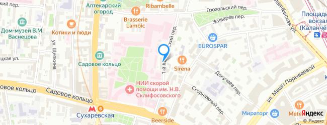переулок Коптельский 1-й