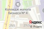 Схема проезда до компании Мясные деликатесы в Москве