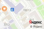 Схема проезда до компании Русин и Векки в Москве