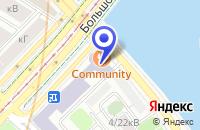Схема проезда до компании ОТЕЧНЫЙ БАНК РАЗВИТИЯ РЕГИОНОВ в Москве