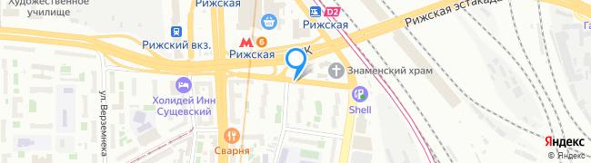 переулок Крестовский 2-й