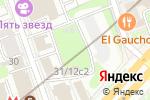 Схема проезда до компании Стройгрупп в Москве