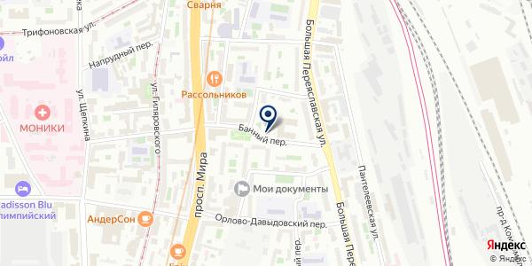 Академия Консалтинга на карте Москве