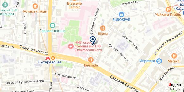 ShikBuket на карте Москве