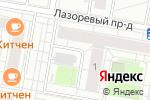 Схема проезда до компании 7bricks в Москве