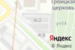 Схема проезда до компании Vikings Vinyl в Москве