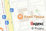 Схема проезда до компании Ветеринарная клиника в Москве