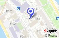 Схема проезда до компании ПТФ ФОДАС в Москве