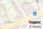 Схема проезда до компании Посольство Республики Беларусь в РФ в Москве