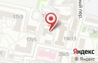 Схема проезда до компании Рмм Медиа Альянс в Москве