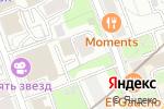 Схема проезда до компании Империя шоу в Москве
