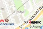 Схема проезда до компании Государственный центральный театральный музей им. Бахрушина А.А. в Москве