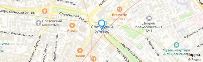 площадь Мясницкие Ворота