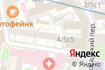Схема проезда до компании Импрешн в Москве