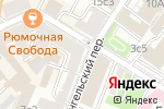 Схема проезда до компании Студия праздников Марины Гришко в Москве