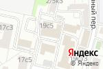 Схема проезда до компании Соцзащита, ГАУ в Москве