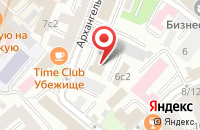 Схема проезда до компании Дочернее Предприятие Оао  в Москве