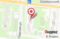 Схема проезда до компании Сититорг в Москве