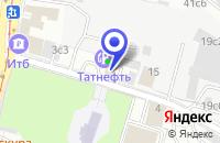 Схема проезда до компании АВТОСЕРВИСНОЕ ПРЕДПРИЯТИЕ ИНТЕРЦЕПТОР в Москве