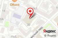 Схема проезда до компании Стройстандарт в Москве