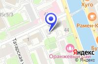 Схема проезда до компании КОМПЬЮТЕРНАЯ КОМПАНИЯ КРЕЙТ-М в Москве