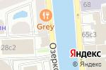 """Схема проезда до компании """"WY-Dance"""" в Москве"""