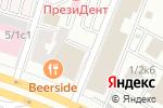 Схема проезда до компании Ресурс Сервис в Москве