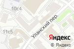 Схема проезда до компании СПЕЦПАРТНЕР в Москве
