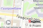 Схема проезда до компании IQ-Creative в Москве