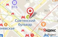 Схема проезда до компании Фирма Испо-Сервис в Москве