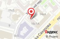 Схема проезда до компании Журнал «Детская Энциклопедия» в Москве