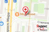 Схема проезда до компании Галатэя в Москве