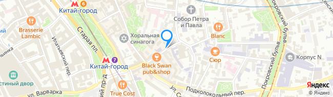 улица Забелина