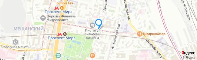 Протопоповский переулок