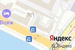 Схема проезда до компании Асфор Групп в Москве